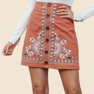 Boho Romantic Skirt bohemian life