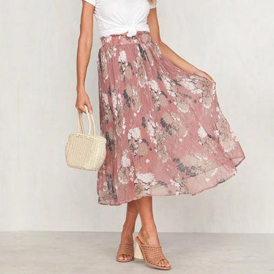 Boho Long Skirt cheap