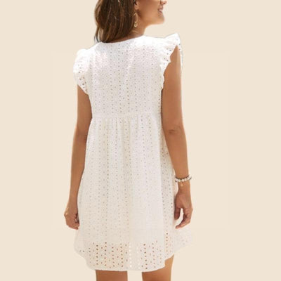 Boho Dress With Lace 2020