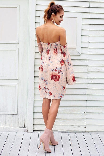 Hippie Chic Boho Dress