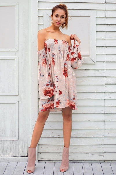 Hippie Chic Boho Dress boho