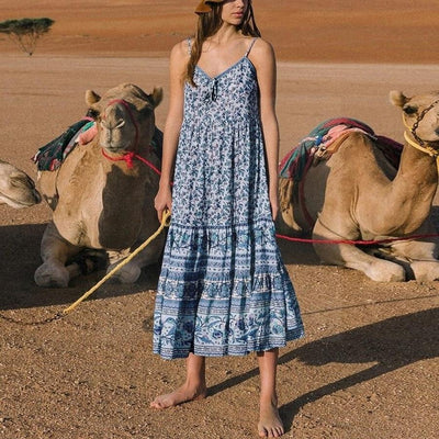 Boho Dress Chic Luxury 1 hippie