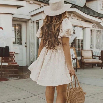 Romantic Chic Boho Dress 1 trendy