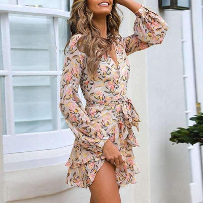 Boho Chic Dress Summer 2019 boho