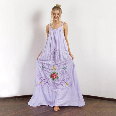 Boho Girl Dress chaming