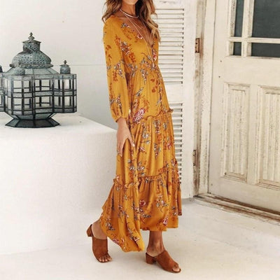 Boho Dress Trend 2019 review