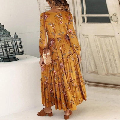 Boho Dress Trend 2019 high quality
