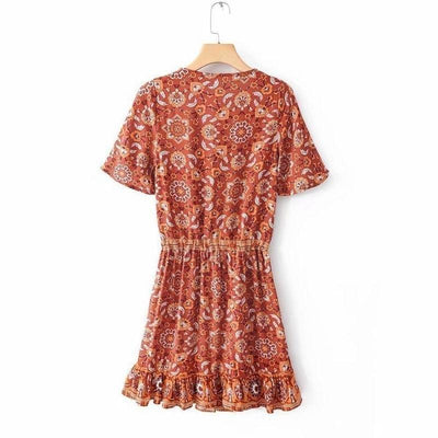 Hippie Festival Dress trendy