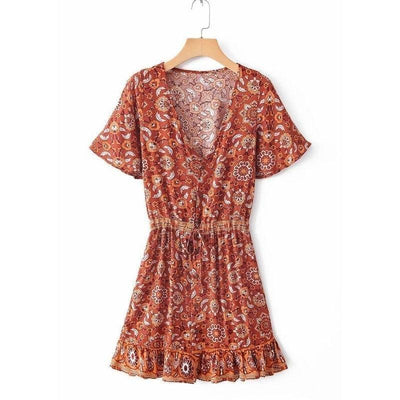 Hippie Festival Dress low price