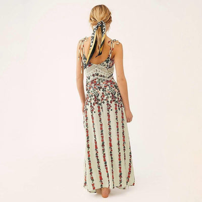 Cheap Chic Hippie Dress style