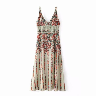 Cheap Chic Hippie Dress boho chic