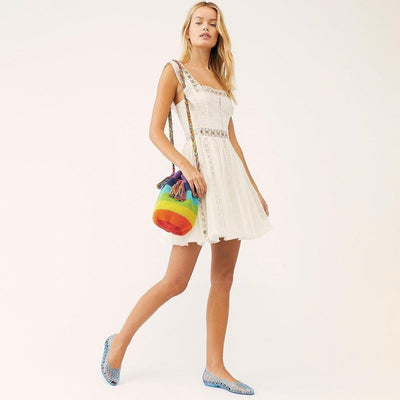 Chic Hippie Dress For Women