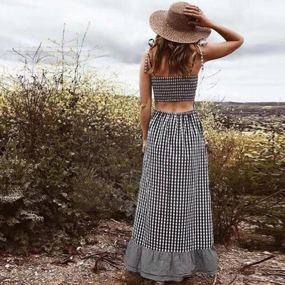 Girl Hippie Dress women