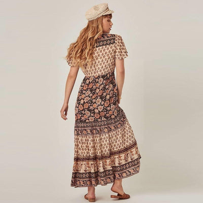 Romantic Hippie Long Dress review