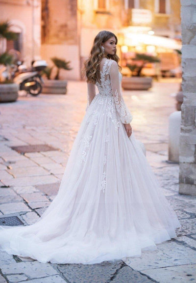 Boho Hippie Wedding Dress best