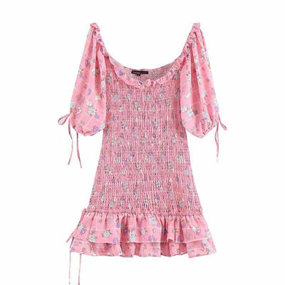 Boho Hippie Chic Dress luxury