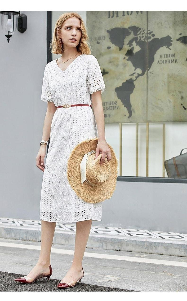Romantic Chic Boho Dress boho chic