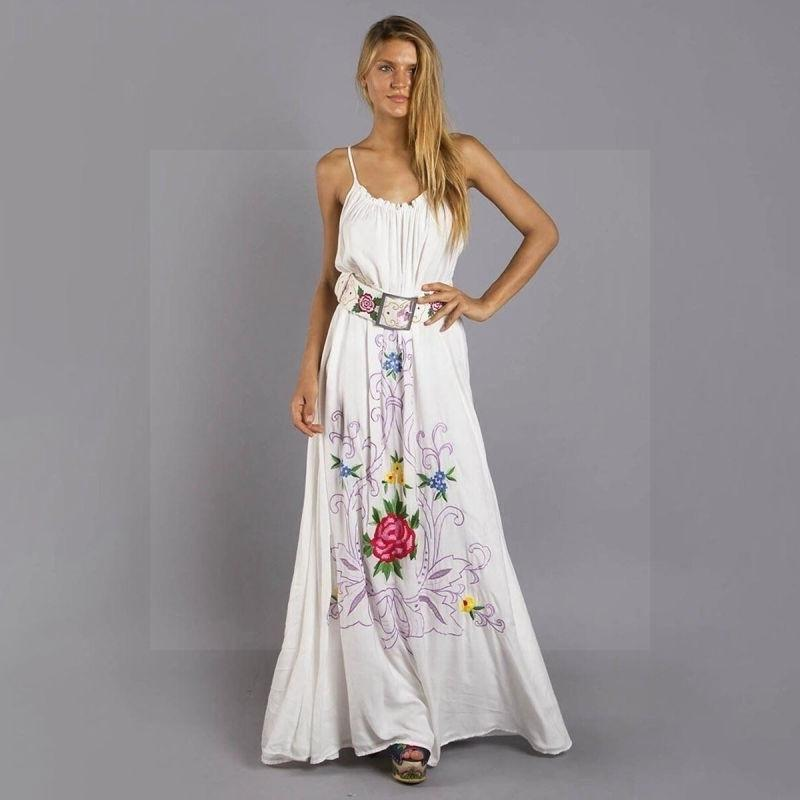 Boho Girl Dress women