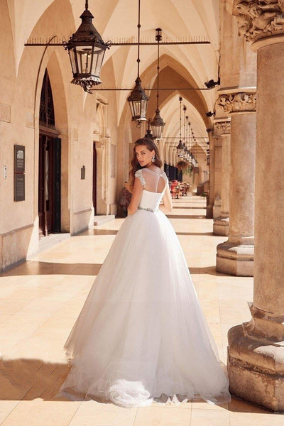 Boho Chic Wedding Dress beautiful