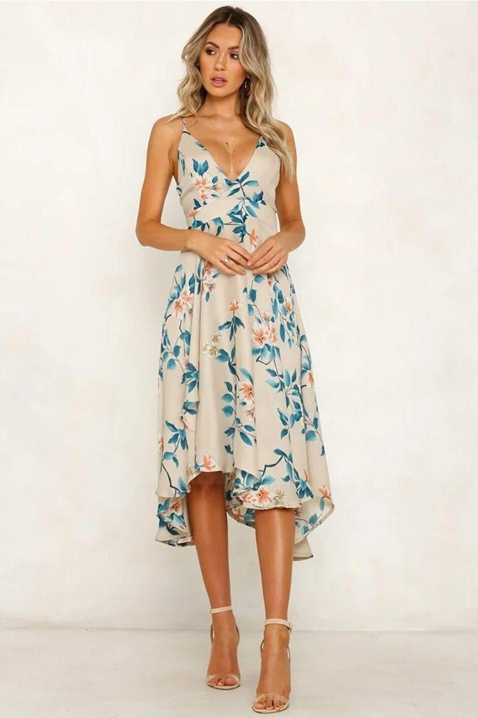 Chic Hippie Dress For A Wedding Ladylike