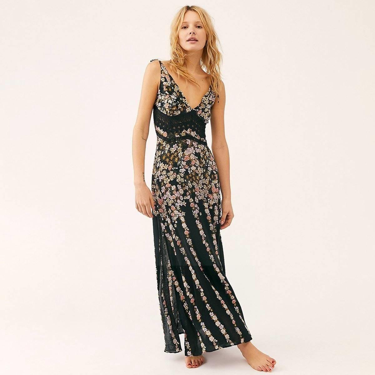 Cheap Chic Hippie Dress finely tailored