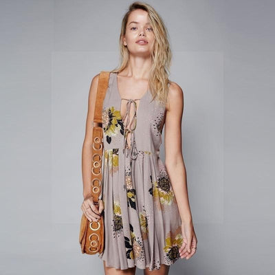 Boho Indian Dress luxury