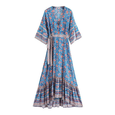Dress It Hippie Blue bohemian