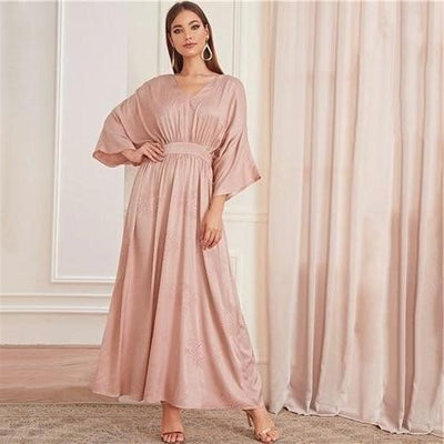 Boho Chic Pink Dress cute