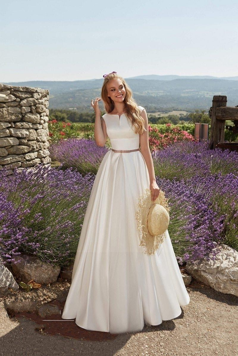 Romantic Boho Wedding Dress boho