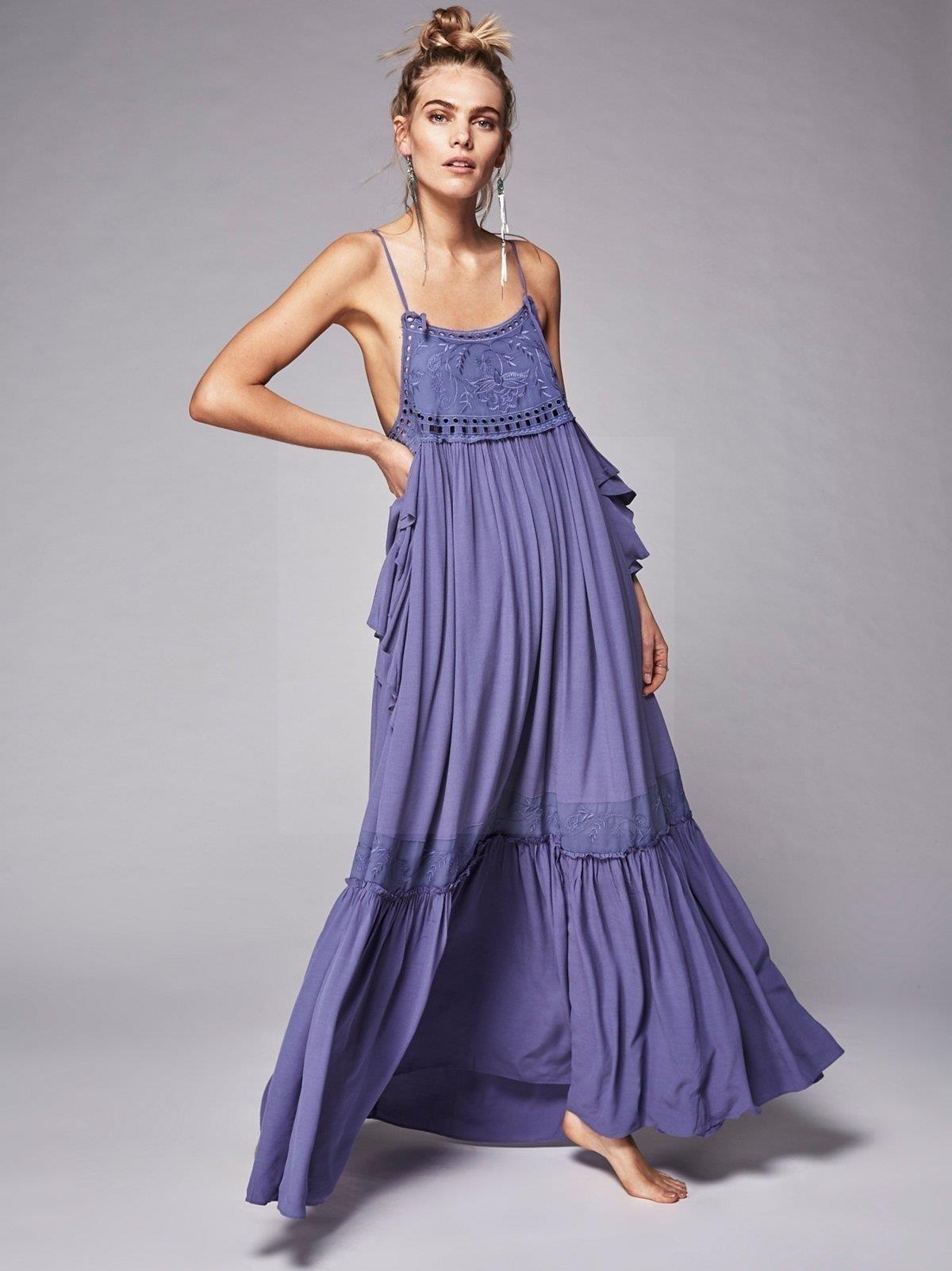 Boho Chic Maxi Long Dress low price