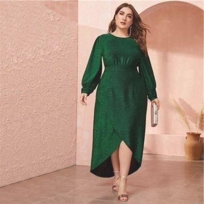 Boho Chic Dress Big Size 2019