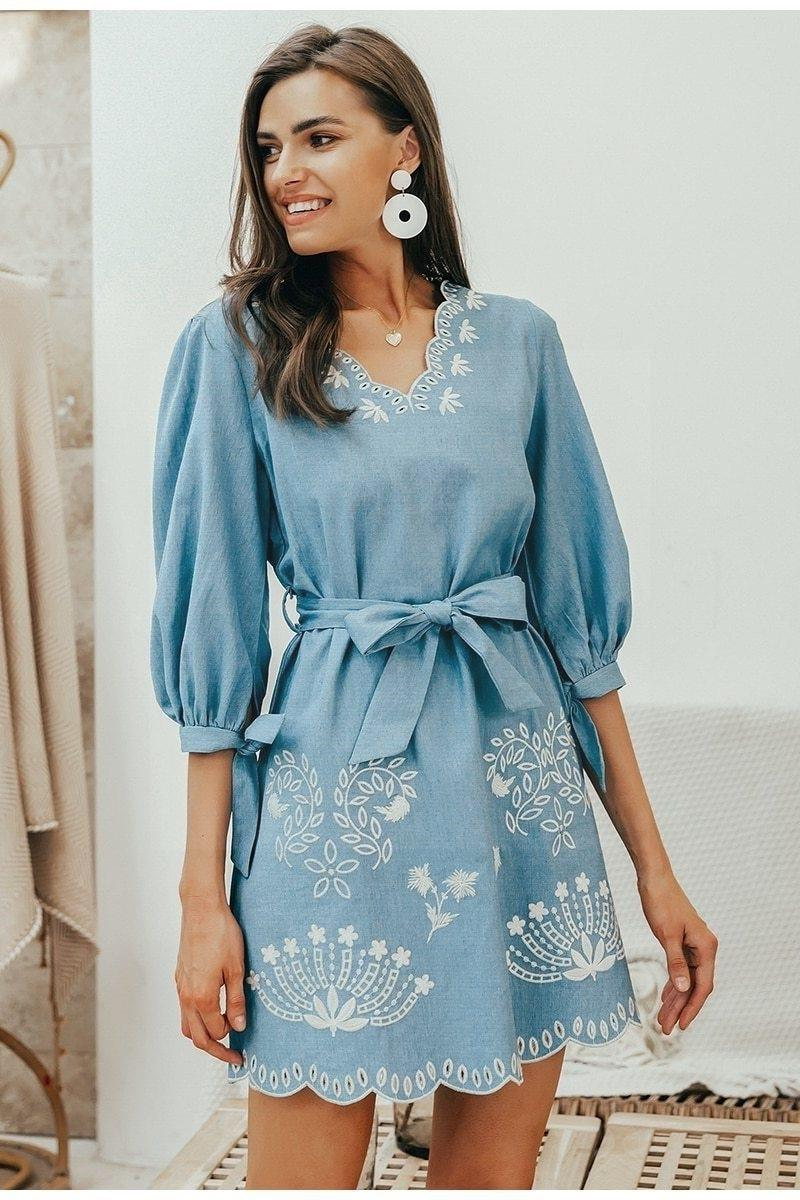 Boho Chic Dress cute