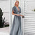 Boho Wedding Dress Gray Wedding Guest beautiful