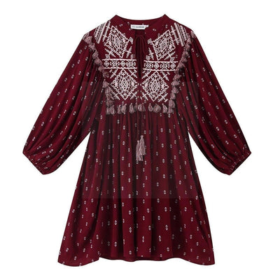 Hippie Chic Dresses For Women cheap