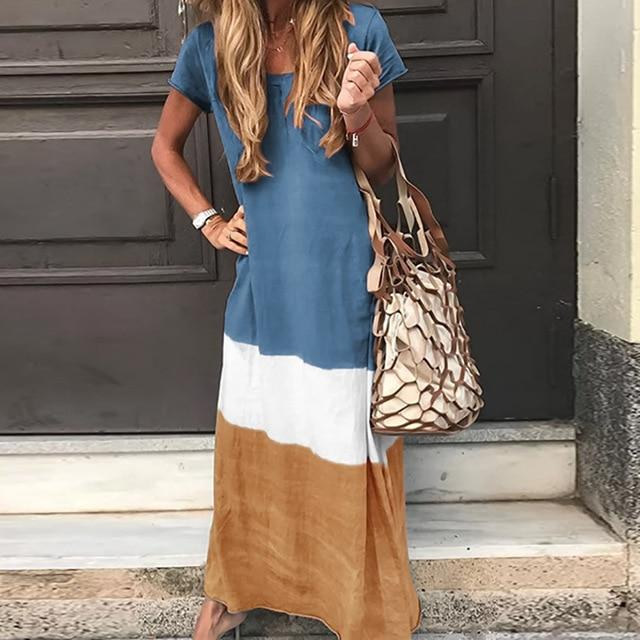 Original Boho Long Dress 2020