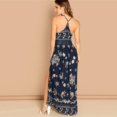 Long Evening Dress Br Boho Evening Gown low price