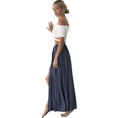 Boho Maxi Long Skirt chic