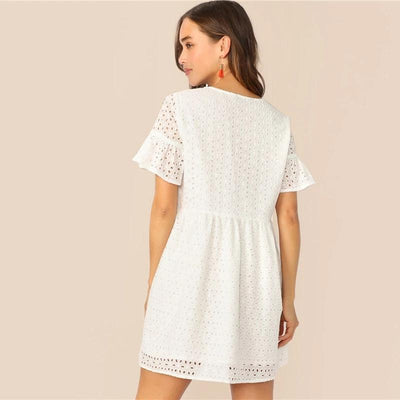 Boho Blouse Dress high quality