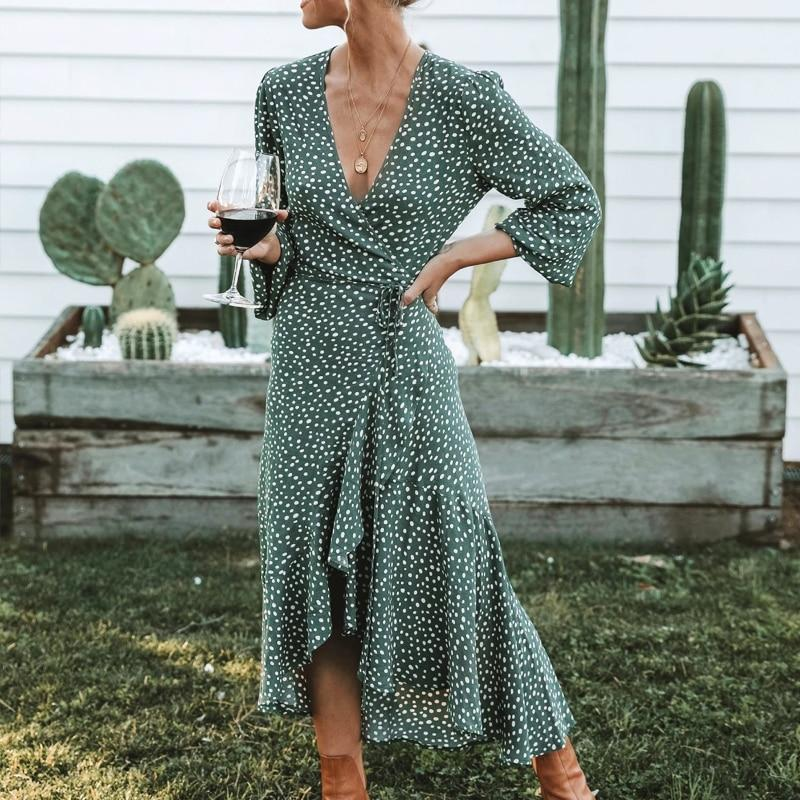 Vintage Boho Long Dress beautiful