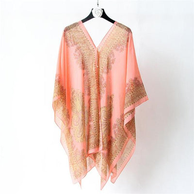 Women'S Boho Blouse finely tailored