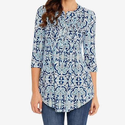 Boho Woman Blouse bohemian