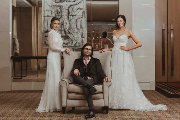 DESIGNER PROFILE- MELBOURNE BRIDAL FASHION HUB