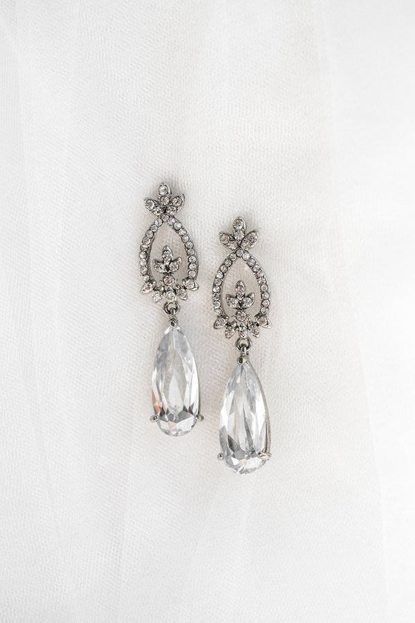 DECO EARRINGS - ALEEM YUSUF