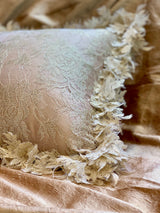 GOLD LEAF ECO-CUSHION - ALEEM YUSUF