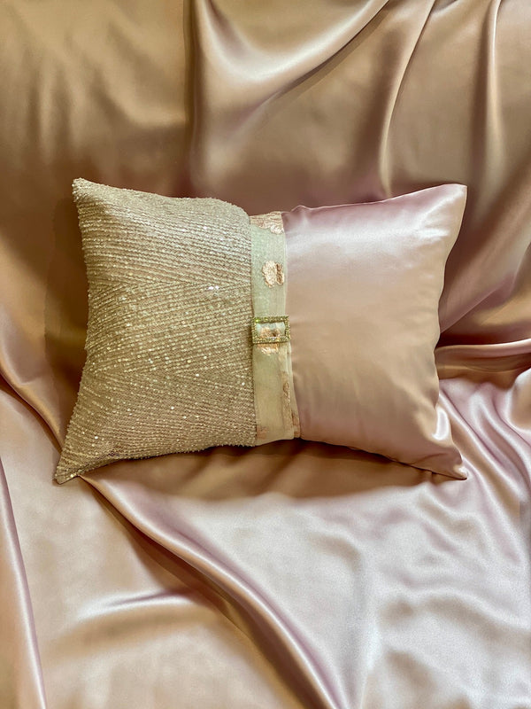 PINK DIAMOND ECO-CUSHION - ALEEM YUSUF