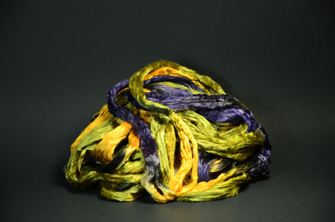 Bombyx  Combed Top 2oz. colorway - Indian Summer - $24.50