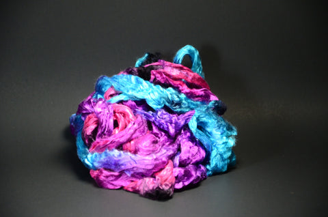 Bombyx Combed Top  2oz. colorway - Scene Queen - $24.00