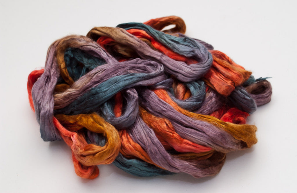 Bombyx  Combed Top 2oz. colorway - Venice - $24.50