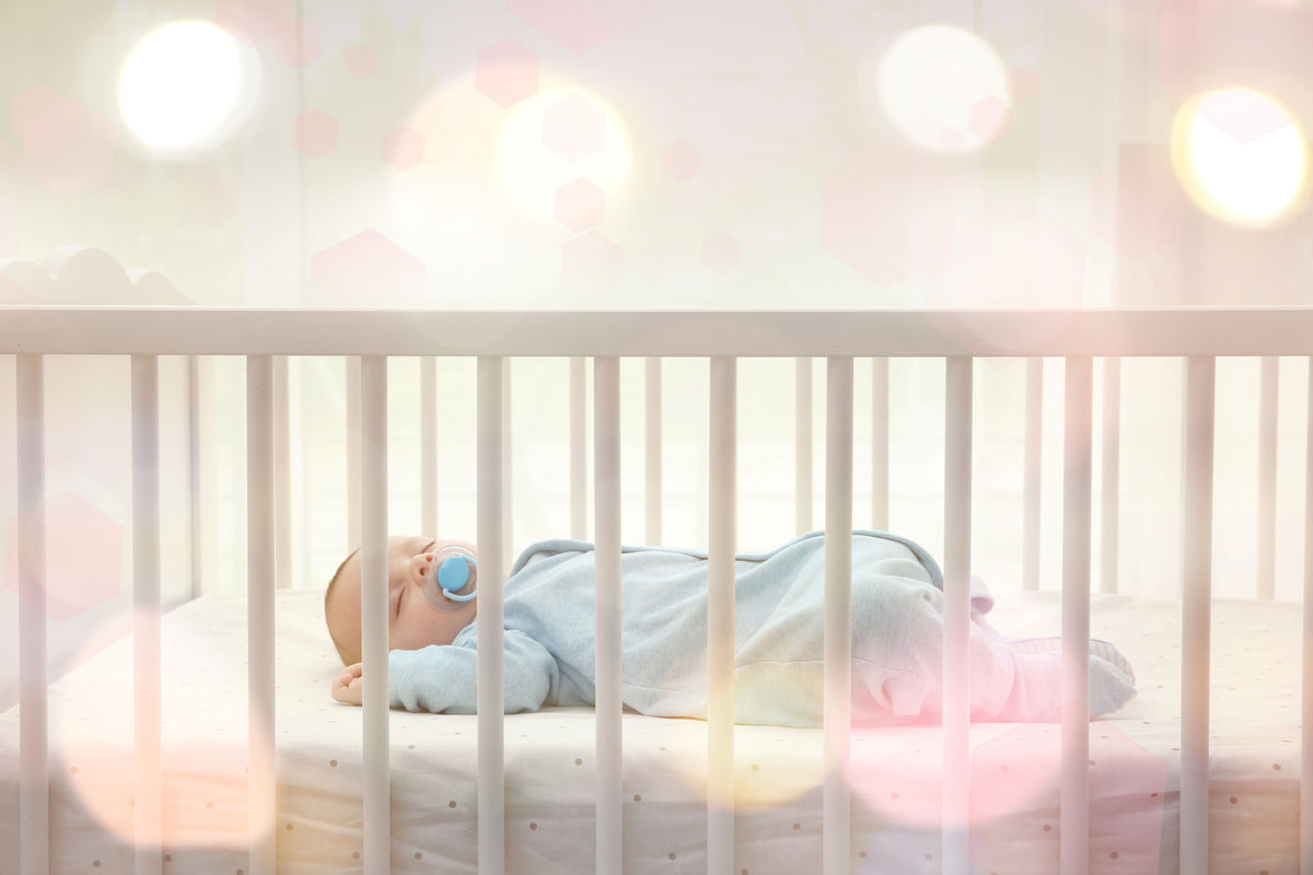 Should my newborn sleep in a bassinet or a cot?