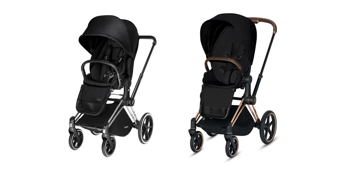 Cybex Priam 2017 vs Priam 2020